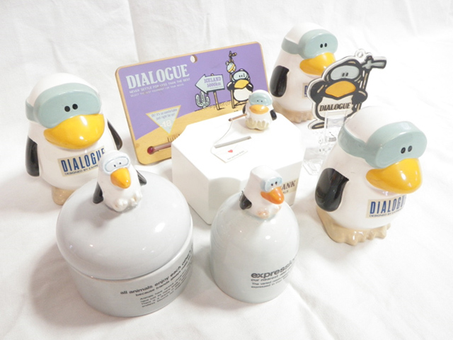 DIALOGUEのペンギン・シリ-ズ