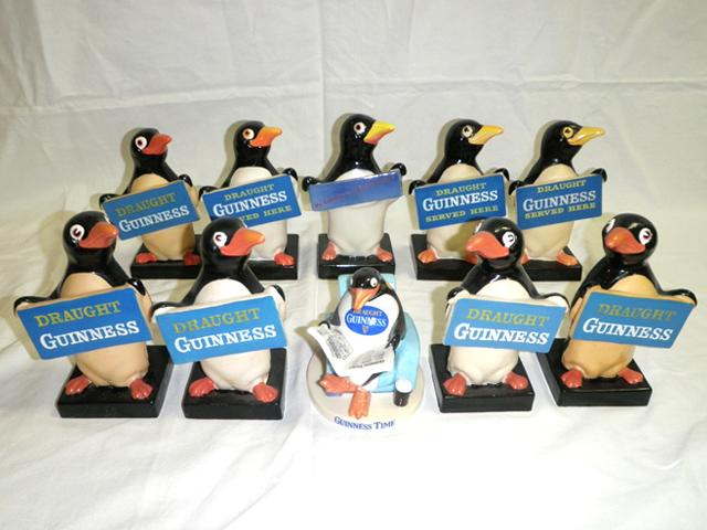 GUINNESSのペンギン・シリ-ズ(英国)